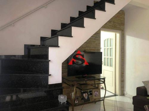 Casa Com 4 Dormitórios À Venda, 237 M² Por R$ 636.000,00 - Vila Nair - São Paulo/sp - Ca2547