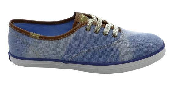 Tênis Keds Champion Jeans Azul Kd769100