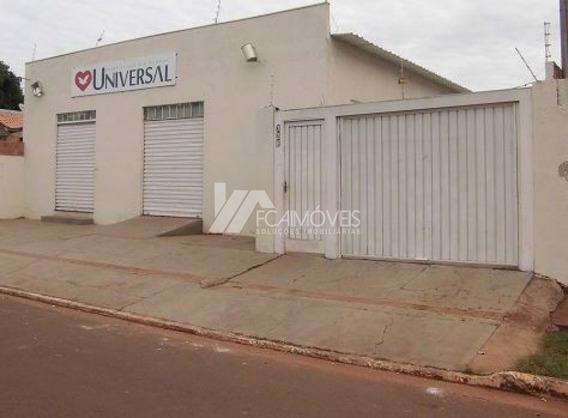 Casa - Rua Itapeva 776 - L9 - Q48 Salão - Rua Itapeva 328, Jardim Aeroporto, Campo Grande - 276894