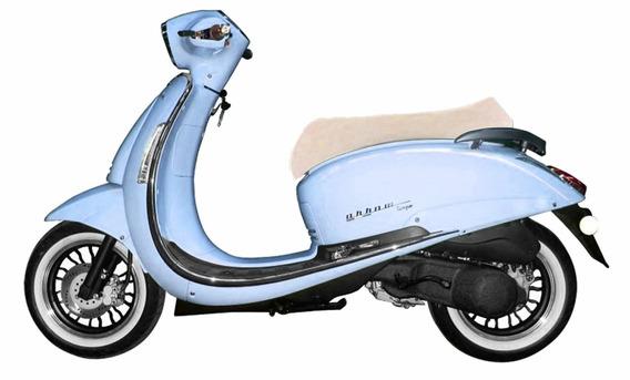 Moto Scooter Beta Arrow Tempo 150 Vintage Retro 0km Cuotas