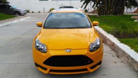 Ford Focus Turbo 2013