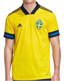 Camisa Original Da Suécia 2020 Original Envio12h Promoção!