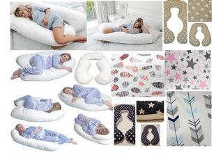 Almohada Todo El Cuerpo,dolores Lumbares,relax,embarazo,etc