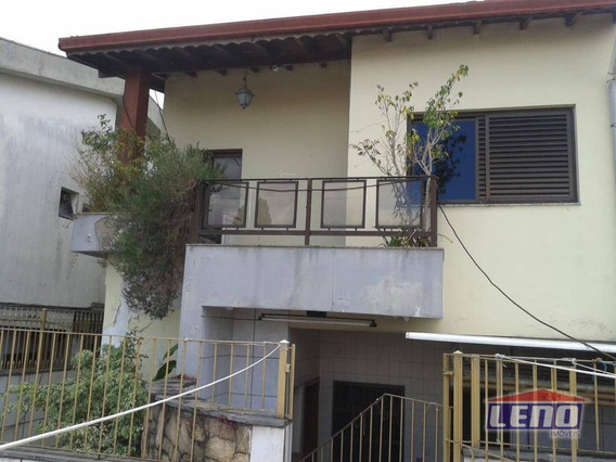 Sobrado Com 3 Dormitórios À Venda, 210 M² Por R$ 800.000,00 - Penha De França - São Paulo/sp - So0358