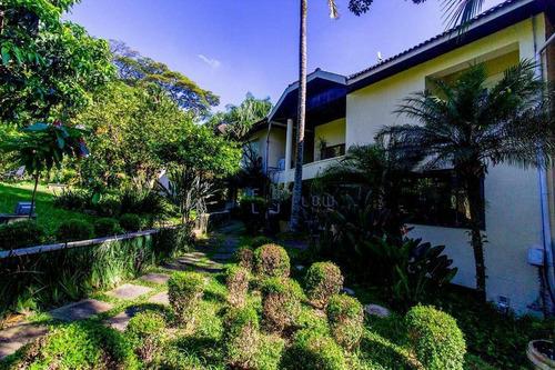 Casa Com 4 Suítes, 600 M² - Venda Por R$ 4.500.000 Ou Aluguel Por R$ 25.000/mês - Campo Belo - Brooklin - Ca1680