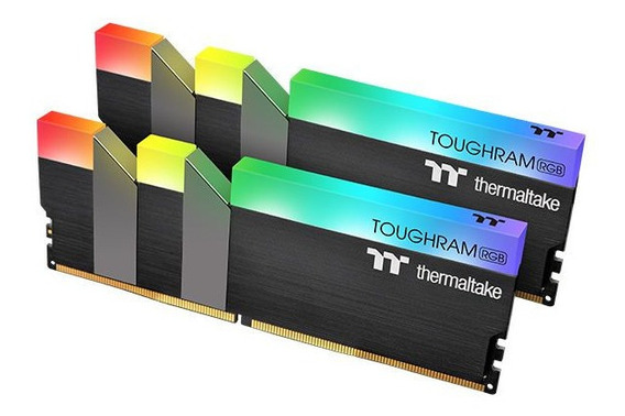 Memoria Ddr4 Thermaltake Toughram 16gb 4400mhz Rgb 4