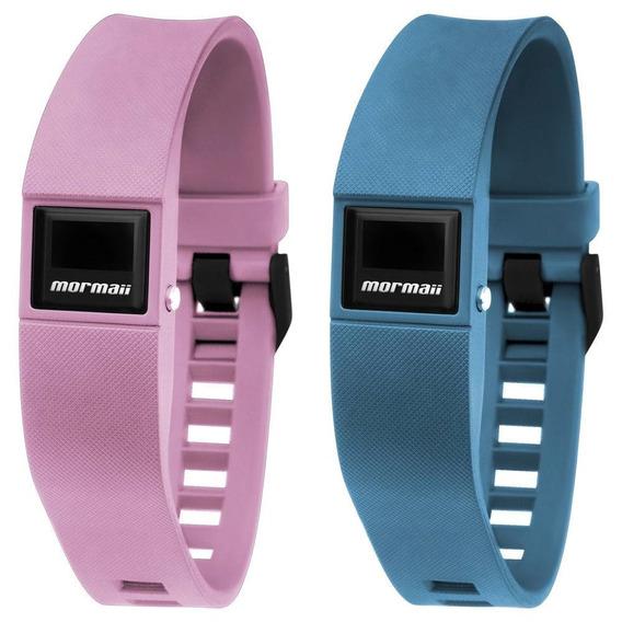 Relógio Unissex Mormaii Fit Troca Pulseira Mobo3970/8a