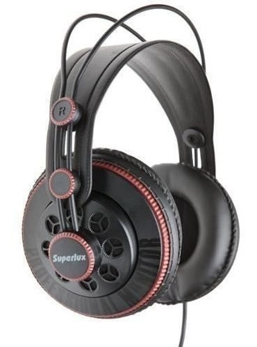Head Phone Game Fps Pc Semi Aberto Cabo 2m Superlux Hd681
