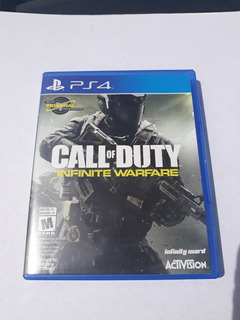 Ps4 Call Of Duty Infinite Warfare Activision