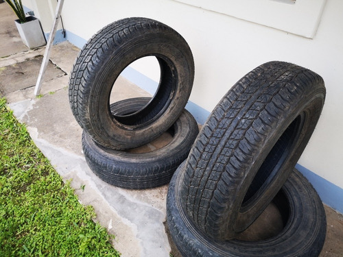 Cubierta Dunlop 225/70 R17