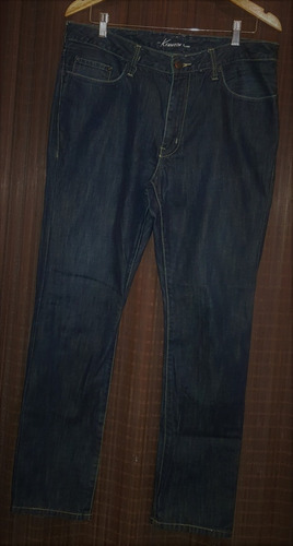 Jeans Kenneth  L  Azul Usado !!!! De Hombre !!
