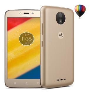 Celular Moto C Plus 16gb Panta. 5 Camara 8mp. Garantia 1 Añ