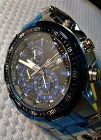 Relógio Masculino Modelo C. Edifice - Frete Grátis!