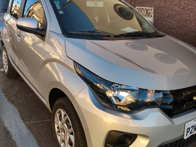 Fiat Mobi Drive 1.0 Prata Bari Live On