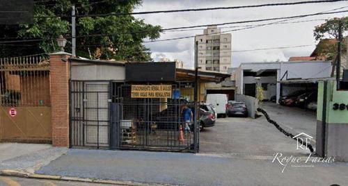 Imagem 1 de 5 de Terreno À Venda, 567 M² Por R$ 2.400.000,00 - Vila Polopoli - São Paulo/sp - Te0099
