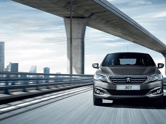 Peugeot 301 Allure 1.6 Mt 2020