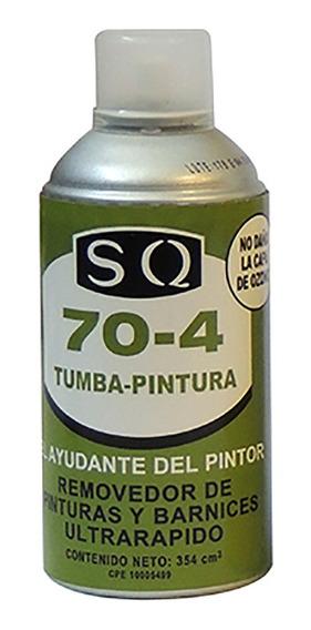 Sq 70 - 4 Tumba Pintura (removedor De Pinturas) / 354cc