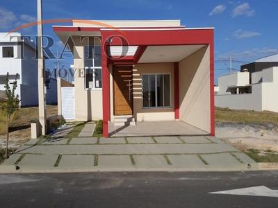 Maravilhosa Casa À Venda No Jardim Park Real, Uns Dos Condomínios Mais Barato Da Cidade De Indaiatuba. - Ca00005 - 4957993