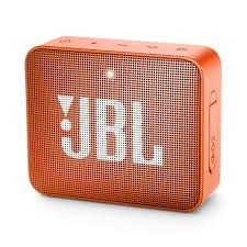 Caixa De Som Speaker Jbl Original Go2 Laranja
