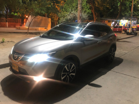 Nissan Qashqai 4x4 New 2017
