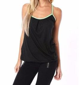 7880a3978 Camiseta De Algodão Lisa Feminina De Alça - Calçados, Roupas e ...