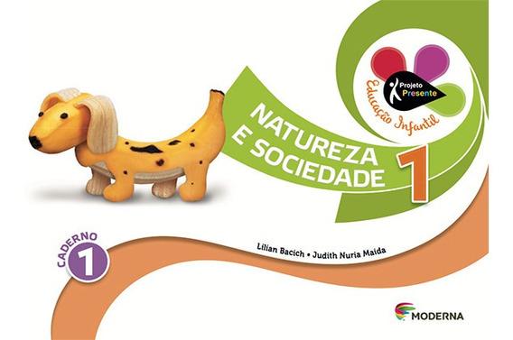 Projeto Presente - Natureza E Sociedade 1