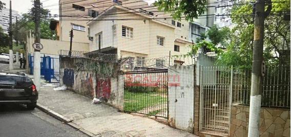 Terreno Para Alugar Por R$ 2.300/mês - Bela Vista - São Paulo/sp - Te0048