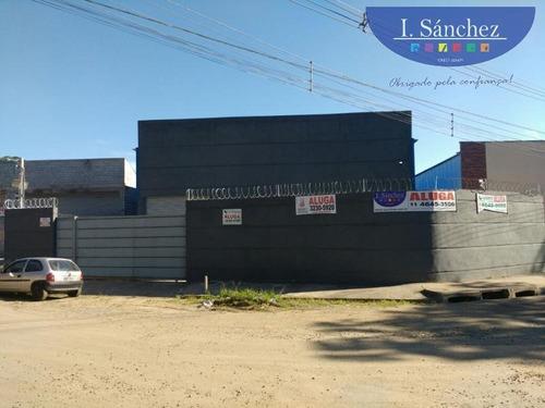 Galpão Para Venda Em Itaquaquecetuba, Parque Novo Horizonte - 170708v_1-1087390