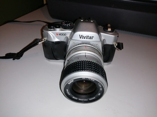 Cámara Fotográfica Vivitar V4000 Manual