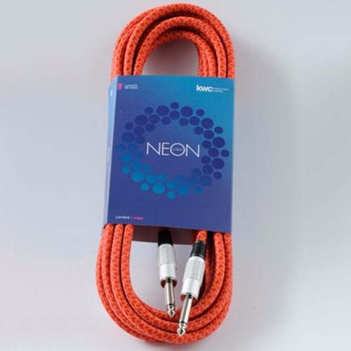 Imagen 1 de 7 de Cable Kw Kwc 102 Plug Plug 3 Mts Mallado De Tela + Gtía
