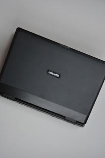 Notebook Olivetti Olibook Serie 500 Masterizada