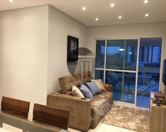 Apartamento A Venda No Empresarial 18 Do Forte, Barueri - 4542 - 33823553