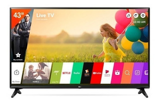 Televisor Smart Tv Lg 43 Pulgadas Fhd - Led