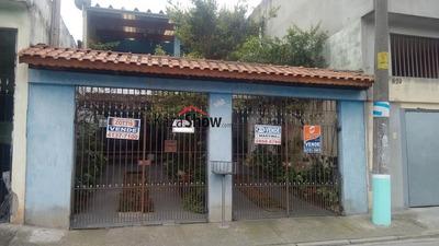 Sobrado A Venda No Bairro Jardim Saporito Em Taboão Da - 2061-1