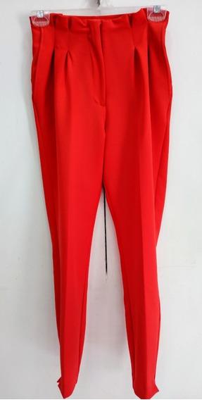 Pantalón De Vestir Tobillero Moda Juvenil Para Mujer Mayoreo