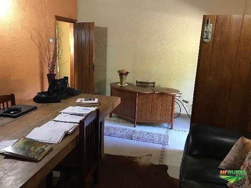 Chácara Residencial À Venda, Jardim Independência, Campinas. - Ch0353