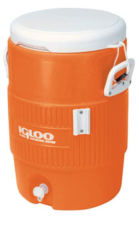 Dispensador De Agua Igloo 5-gallon Heavy-duty Beverage Coole