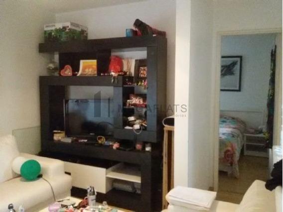 00323 - Flat 1 Dorm, Jardins - São Paulo/sp - 323