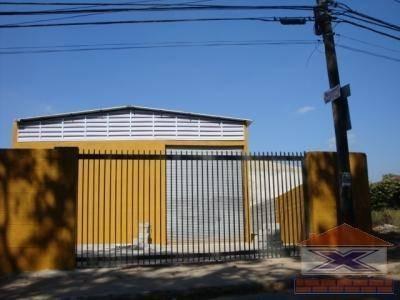 Lindo Galpão Industrial Próximo Ao Centro - Ga0008
