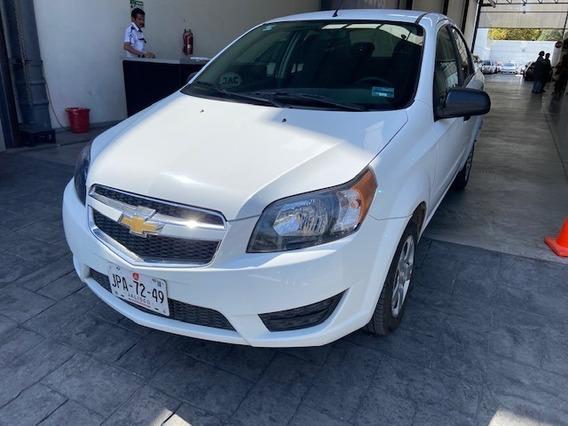 Chevrolet Aveo Ls 2018