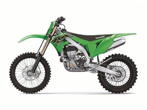 Imagem 1 de 1 de Kawasaki Kx 450xc 2021 0km  Verde