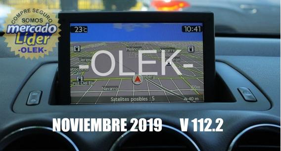 Actualización Mapas Gps Peugeot 208 308 408 508 5008 Rcz