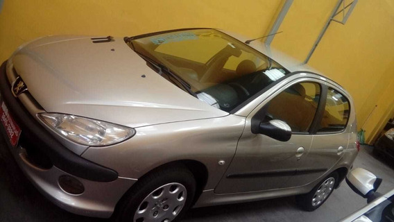 Peugeot 1.4 Flex Completo, 4 Portas