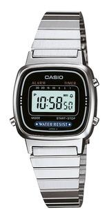Reloj Casio Mujer La-670wd-1d Vintage