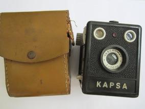 Câmera Fotográfica Antiga Kapsa