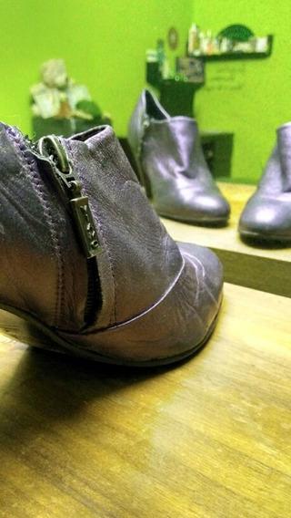 Zapatos Viamo Violetas Como Nuevas