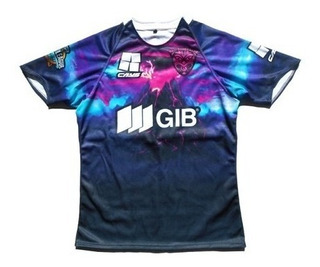 Camisetas Super Rugby Cays Equipos Super Rugby Antidesgarro Juego