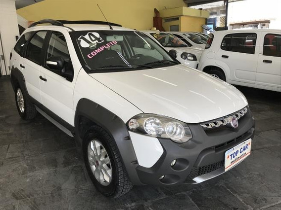 Fiat Palio Wekeend Tryon 1.8 2014 - Carro Completo