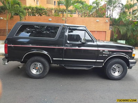 Ford Bronco 4x4