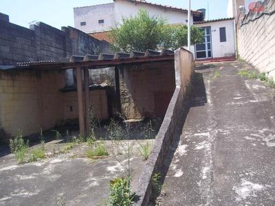 Terreno Residencial À Venda, Parque Das Nações, Santo André. - Te3952